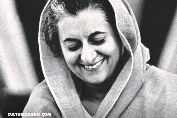 Íconos feministas: 10 cosas que no sabías sobre Indira Gandhi