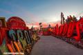 Museo del Neón: Un cementerio de luces y neón en Las Vegas