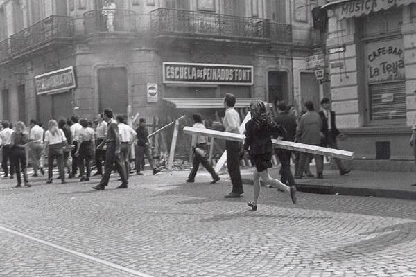 El primer y segundo Rosariazo: obreros y estudiantes, en contra de la dictadura
