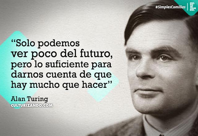 Alan Turing frases