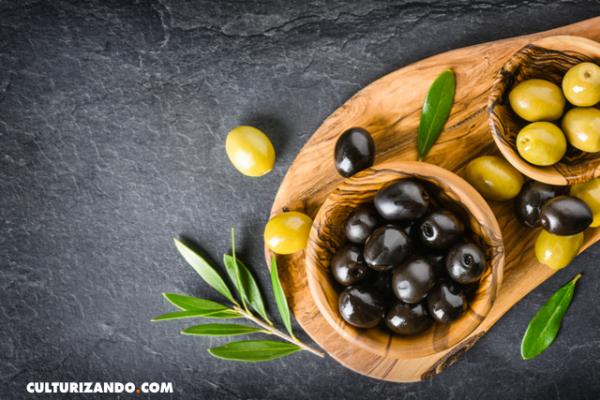 Beneficios de las aceitunas u olivas