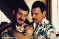 La historia de amor entre Freddie Mercury y Jim Hutton (+Video)