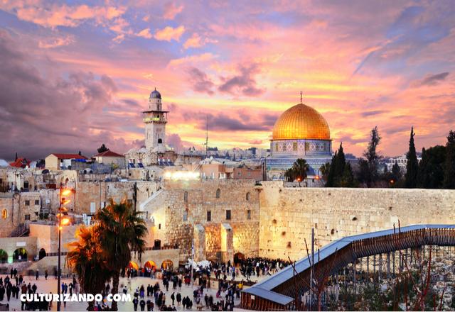 Jerusalén Ciudad Santa