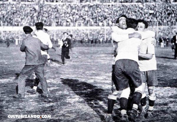 Todo lo referente a Uruguay 1930, el primer Mundial de la historia