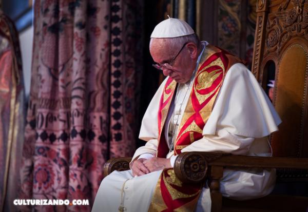 La Nota Curiosa: ¿Por qué el papa no puede dejarse la barba?