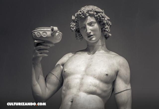 Dionisio dios del vino