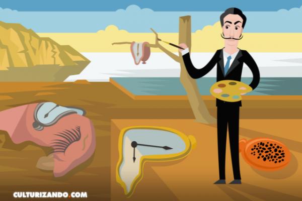 Todo sobre 'La persistencia de la memoria', la obra maestra de Salvador Dalí