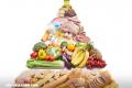 El origen político de la pirámide alimenticia