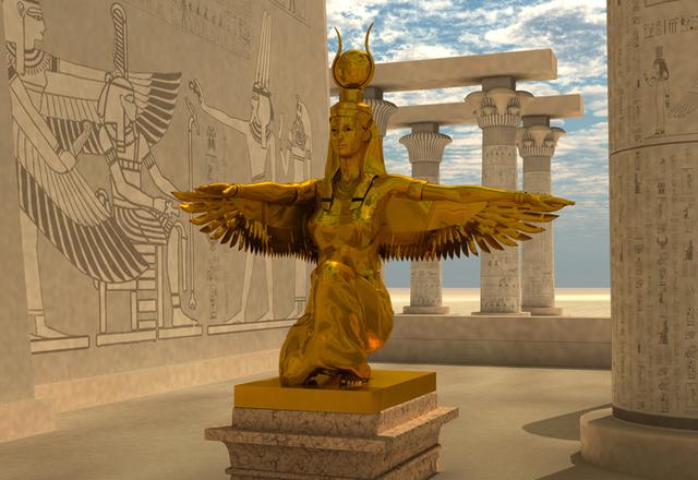 isis mitologia