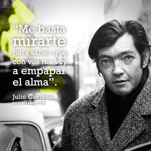 frases Julio Cortázar