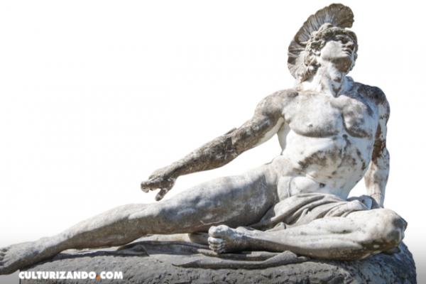 """El extraordinario origen de Aquiles, """"el de los pies ligeros"""""""