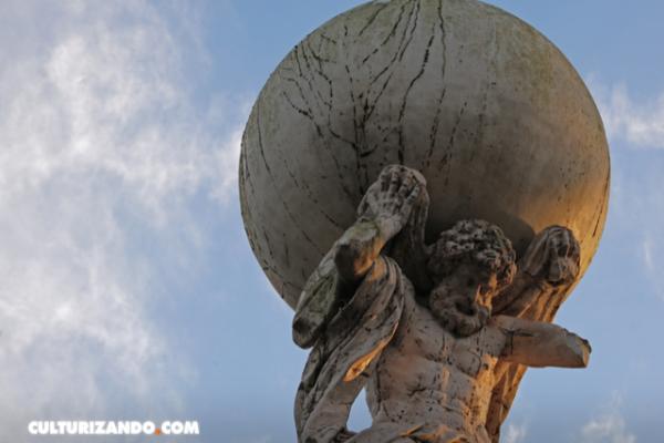 El mito de Atlas, el titán que sostiene al mundo