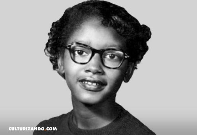 Claudette Colvin derechos civiles