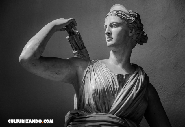 Artemisa y Orion