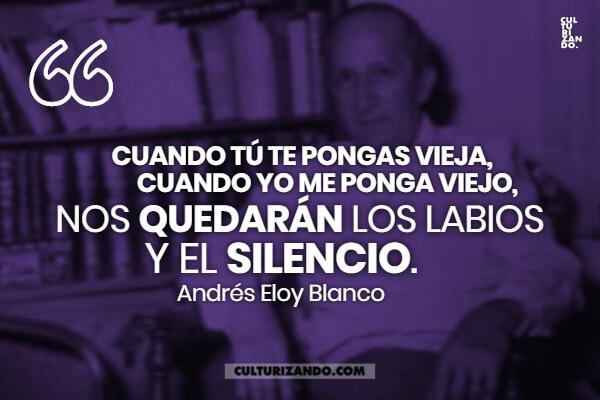 ¿Quién fue Andrés Eloy Blanco?