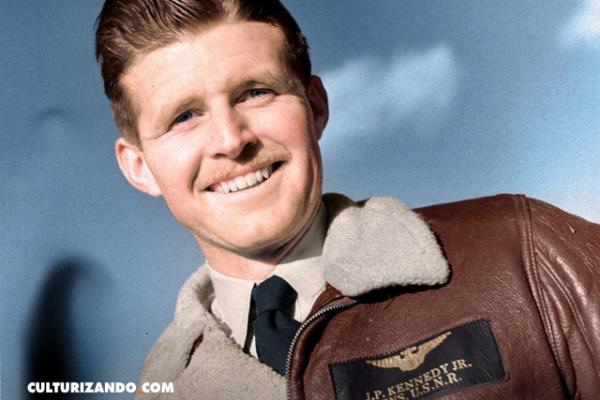 La misión secreta de Joe Kennedy Jr., hermano de JFK, en la IIGM