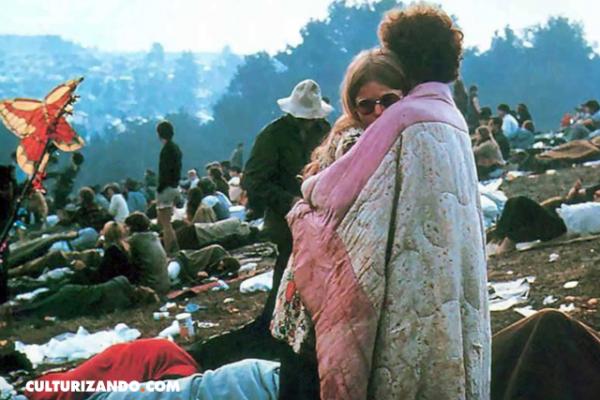 La pareja más icónica de Woodstock, 50 años más tarde