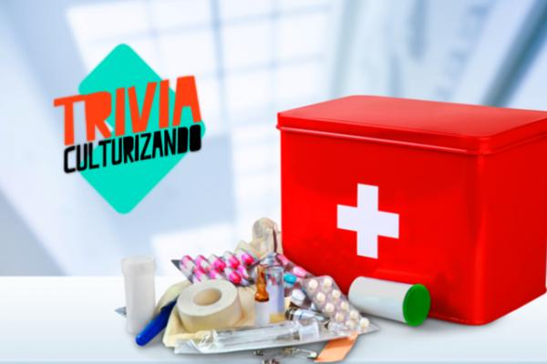 Trivia: ¿Qué tanto sabes de los primeros auxilios?