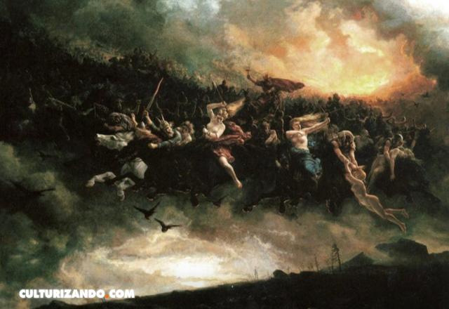 Ragnarök mitologia