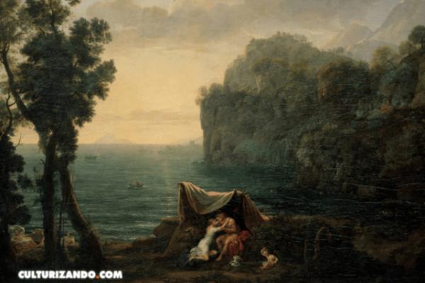 Un amor que fluye como el río: El trágico romance de Galatea y Acis