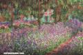 'El jardín del artista en Giverny', el hermoso retrato del jardín de Monet