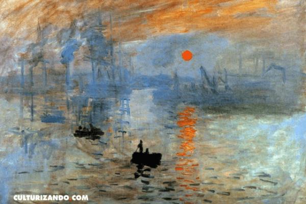 'Impresión, sol naciente', la pintura que marcó el inicio del impresionismo