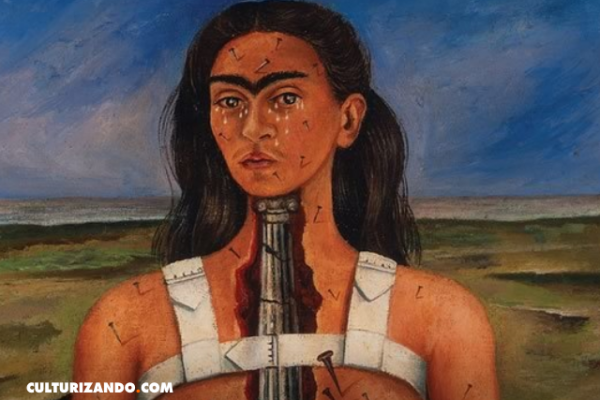 La Columna Rota De Frida Kahlo El Retrato De Una Mujer