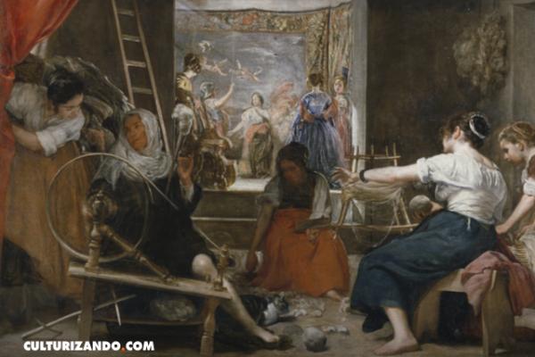 'Las hilanderas', la metapintura de Velázquez en su máxima expresión
