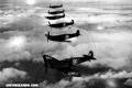 ¿Qué fueron los denominados «foo fighters»?, los misteriosos ovnis de la Segunda Guerra Mundial
