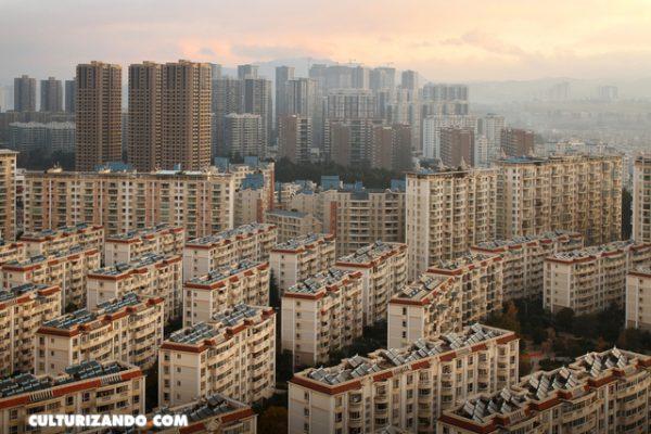 Las ciudades 'fantasmas' de China