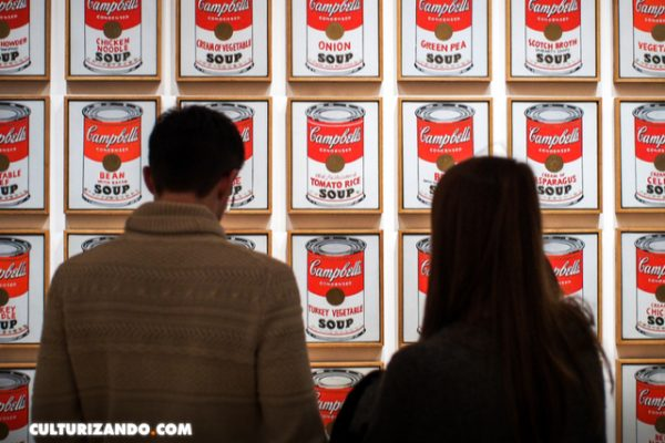 'Latas de Sopa Campbell' – ¿Una sátira hacia al capitalismo?