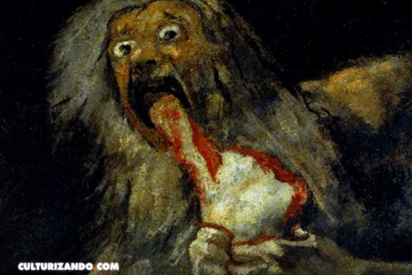 'Saturno devorando a su hijo': Los miedos más profundos de Goya