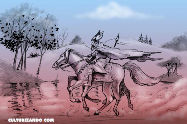 El mito de Sleipnir: El caballo nórdico de ocho patas