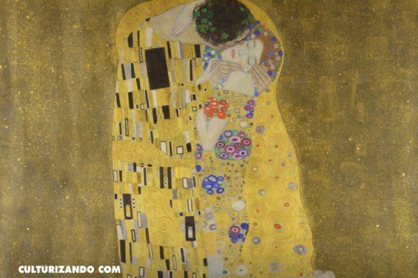 'El beso': el sutil erotismo de Gustav Klimt