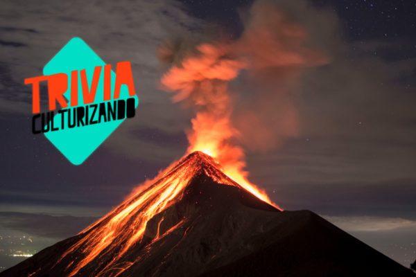 Trivia: ¿Qué tanto sabes de volcanes?