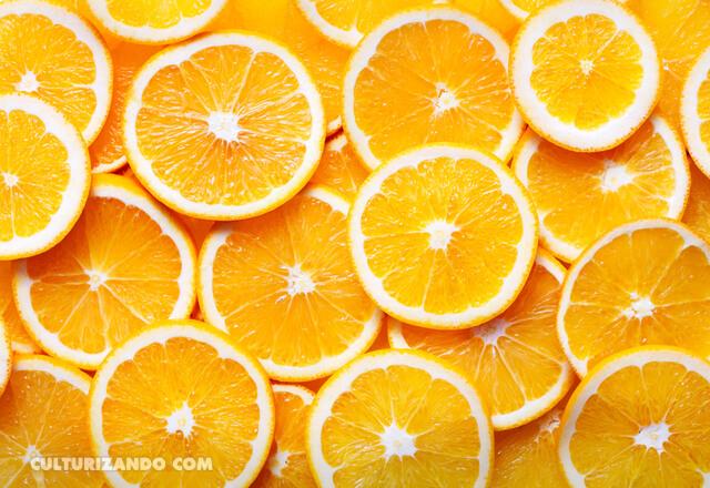 naranja o anaranjado