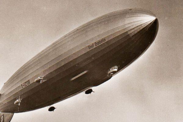 Ferdinand von Zeppelin, el padre de los dirigibles