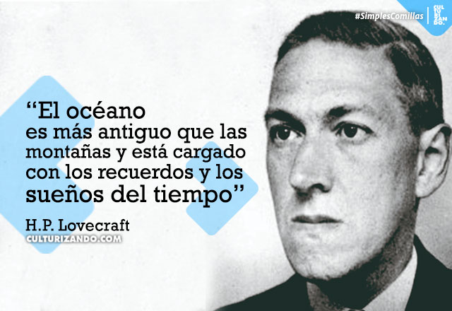 H. P. Lovecraft Frases