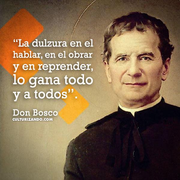 Grandes frases de Don Bosco