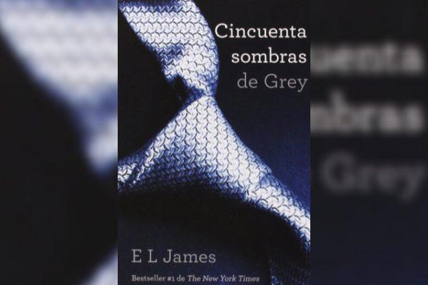 Biblioteca Culturizando: Trilogía de 'Cincuenta sombras de Grey', de E. L. James