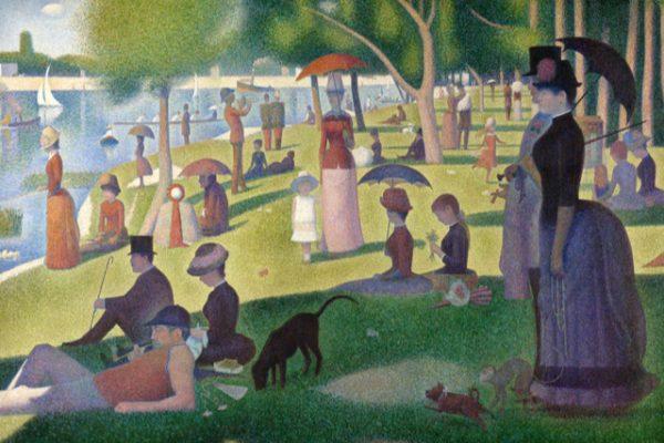Georges Seurat, el iniciador del neoimpresionismo