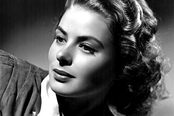 La vida de Ingrid Bergman, la estrella sueca de Hollywood