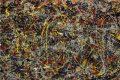 'No. 5, 1948' – La pintura de Jackson Pollock que dio origen al «action painting»
