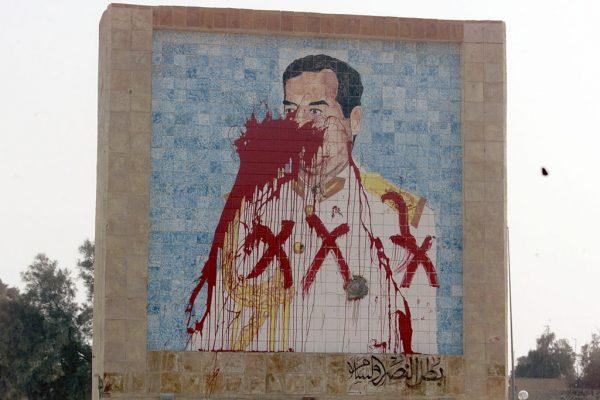 El ascenso y la caída de Sadam Husein