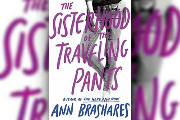 Biblioteca Culturizando: 'The Sisterhood of the Traveling Pants', escrita por Ann Brashares