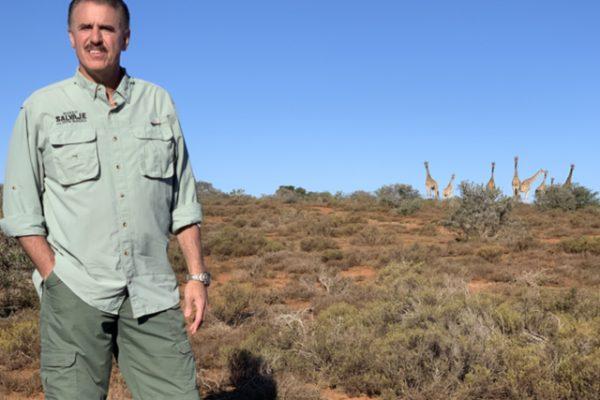 'Mundo Salvaje con Ron Maguill' regresa desde Sudáfrica solo por HITN