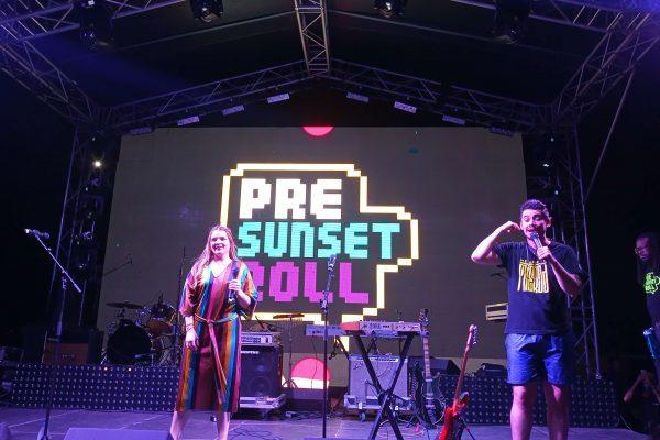 Pre Sunset Roll Festival: Playa, estrellas y buena música