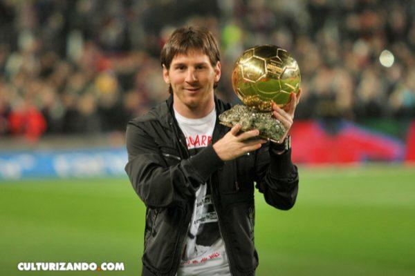 Todo sobre el Balón de Oro, el premio al mejor futbolista