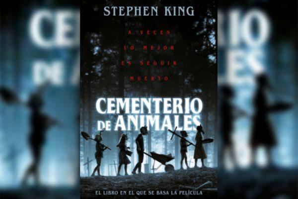 Biblioteca Culturizando: 'Cementerio de animales' y la dificultad del duelo