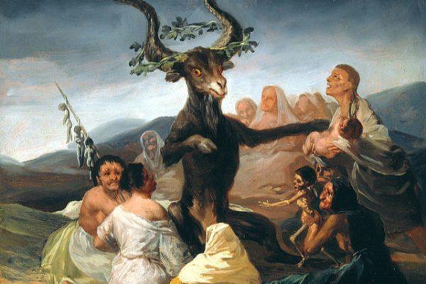 'El aquelarre': Francisco de Goya y sus «Asuntos de brujas»